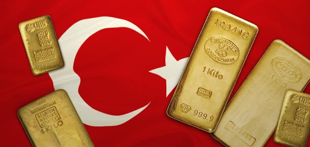 Jak złoto uratowało turecką lirę?