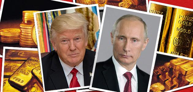 """USA vs. Rosja — kto buduje """"złotą potęgę"""""""