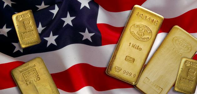 W jaki sposób USA straciły 14 tys. ton złota?