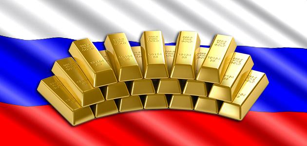 Potęga w budowie — Rosja największym oficjalnym nabywcą złota