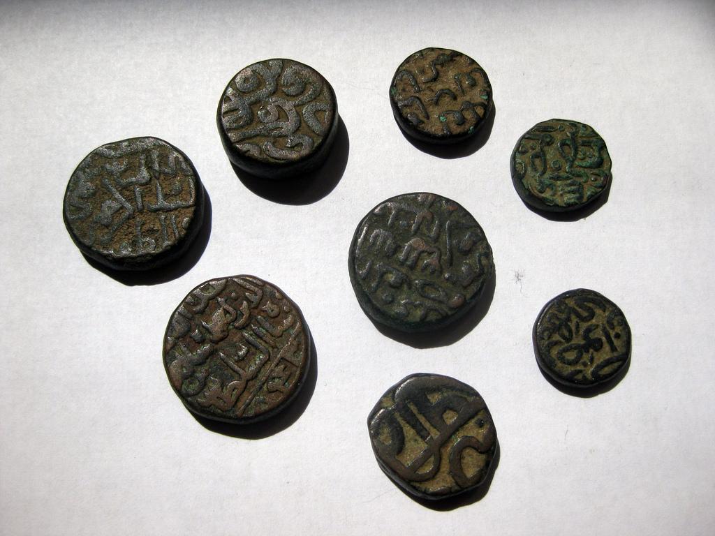 Mały słownik monet